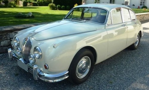 1968 IMMACULATE RHD JAGUAR MK2 3.4 MANUAL OVERDRIVE IN GERMANY SOLD (picture 1 of 6)