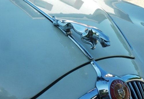 1968 IMMACULATE RHD JAGUAR MK2 3.4 MANUAL OVERDRIVE IN GERMANY SOLD (picture 3 of 6)