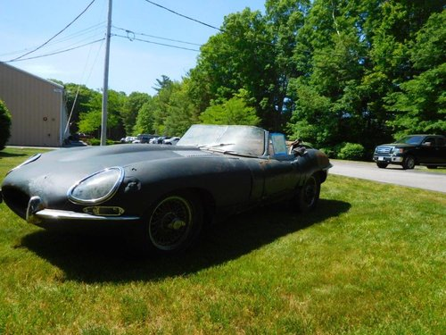 1965 Jaguar 4.2 Roadster For Sale (picture 5 of 6)