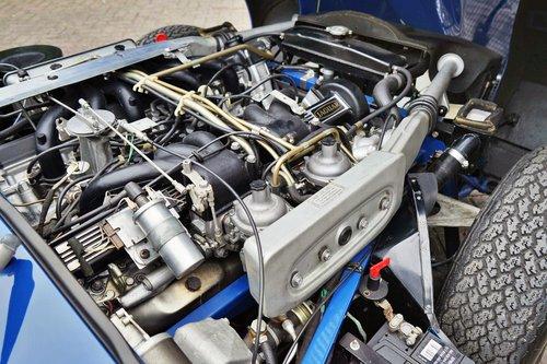 1975 Jaguar E-TYPE V12 ser3 convertible € 94.500 For Sale (picture 5 of 6)