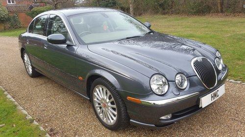 2003 Jaguar S-Type 4.2 V8 SE Saloon (Auto) (45k) For Sale (picture 1 of 6)