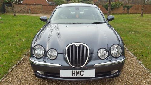 2003 Jaguar S-Type 4.2 V8 SE Saloon (Auto) (45k) For Sale (picture 2 of 6)