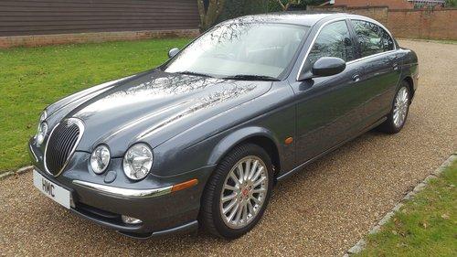 2003 Jaguar S-Type 4.2 V8 SE Saloon (Auto) (45k) For Sale (picture 3 of 6)