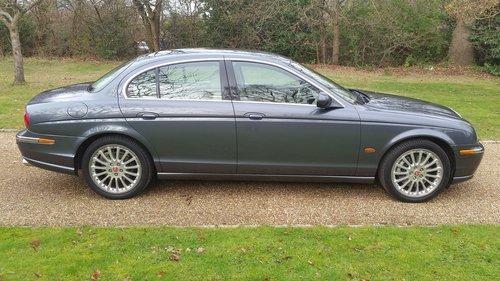 2003 Jaguar S-Type 4.2 V8 SE Saloon (Auto) (45k) For Sale (picture 5 of 6)