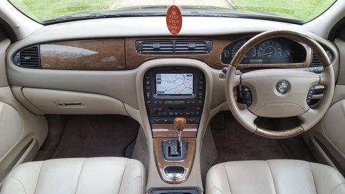 2003 Jaguar S-Type 4.2 V8 SE Saloon (Auto) (45k) For Sale (picture 6 of 6)