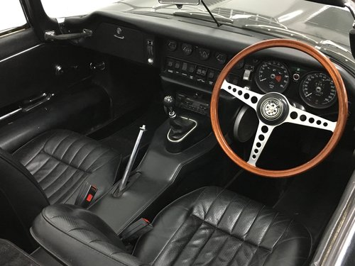1970 Jaguar E-Type 4.2 Roadster UK Car  - FINANCE AVAILABLE For Sale (picture 4 of 6)