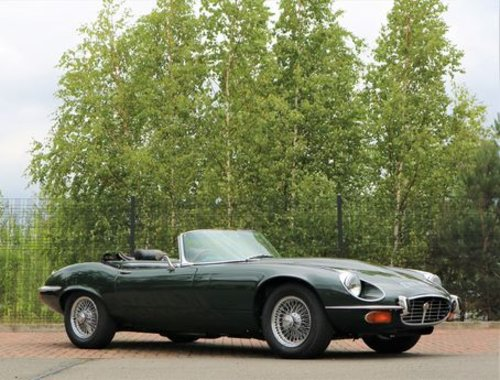 1973 Beautiful V12 Manual Roadster  For Sale (picture 1 of 6)