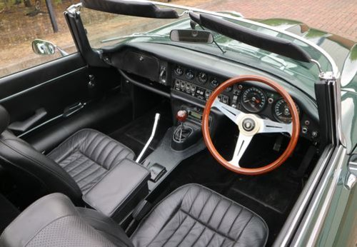 1973 Beautiful V12 Manual Roadster  For Sale (picture 4 of 6)