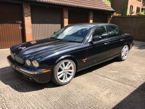 2004 Stunning XJR 58k miles and immaculate  £250 road tax P/A For Sale (picture 4 of 6)