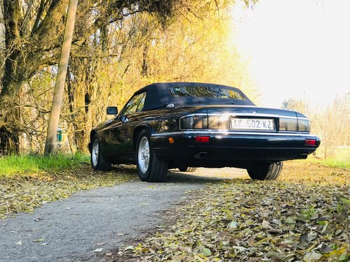 JAGUAR XJS V12 6.0 - 1994 For Sale (picture 3 of 6)