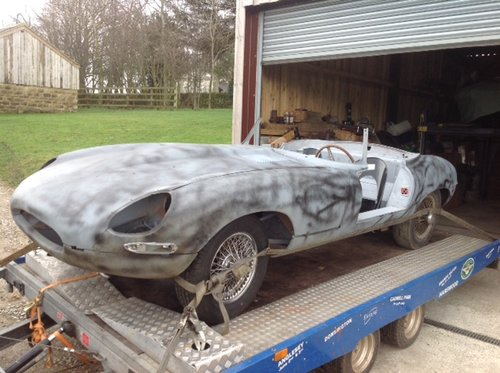 1961 Jaguar E-Type & XK's For Sale SOLD (picture 1 of 2)