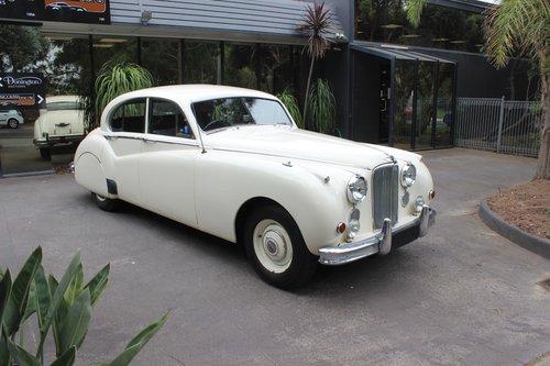 Jaguar MK VII M 1953 SOLD (picture 1 of 6)