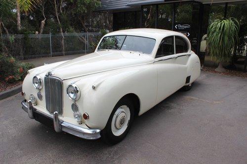 Jaguar MK VII M 1953 SOLD (picture 2 of 6)