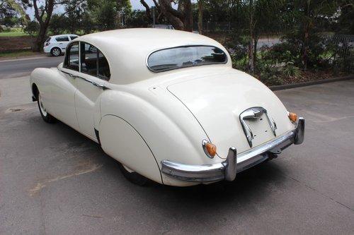 Jaguar MK VII M 1953 SOLD (picture 3 of 6)