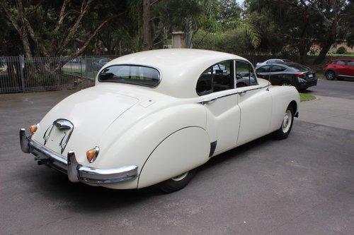 Jaguar MK VII M 1953 SOLD (picture 4 of 6)