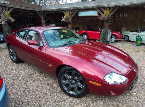 1968  JAGUAR XK8  TOTALLY IMMACULATE THROUGHOUT  For Sale (picture 1 of 6)