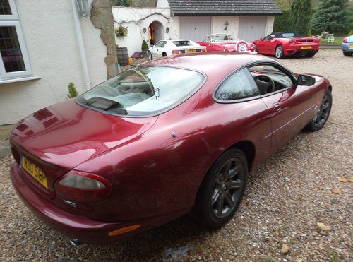 1968  JAGUAR XK8  TOTALLY IMMACULATE THROUGHOUT  For Sale (picture 2 of 6)