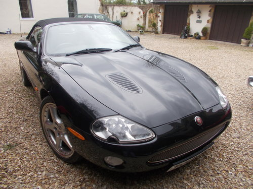 1961 JAGUAR XKR CONVERTIBLE  For Sale (picture 1 of 6)