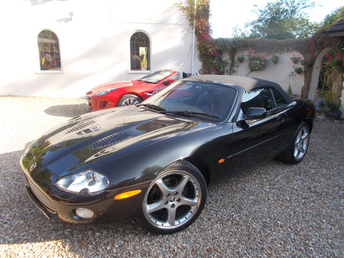 1961 JAGUAR XKR CONVERTIBLE  For Sale (picture 2 of 6)