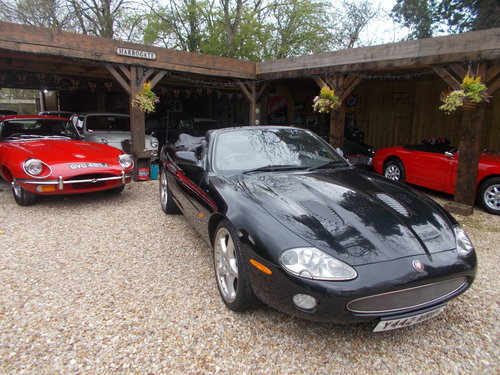 1961 JAGUAR XKR CONVERTIBLE  For Sale (picture 3 of 6)