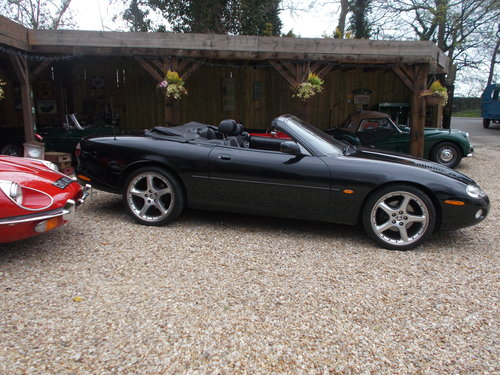 1961 JAGUAR XKR CONVERTIBLE  For Sale (picture 4 of 6)