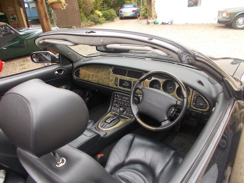 1961 JAGUAR XKR CONVERTIBLE  For Sale (picture 5 of 6)
