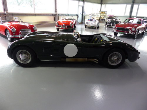 1965 Perfekte Aluminium Recreation einer Rennsportlegende For Sale (picture 2 of 6)