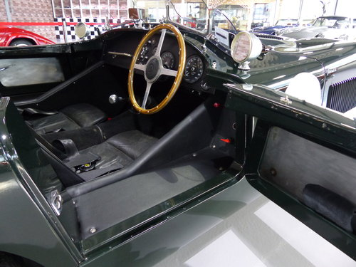Perfect Recreation from 1965, aluminium bodied For Sale (picture 4 of 6)