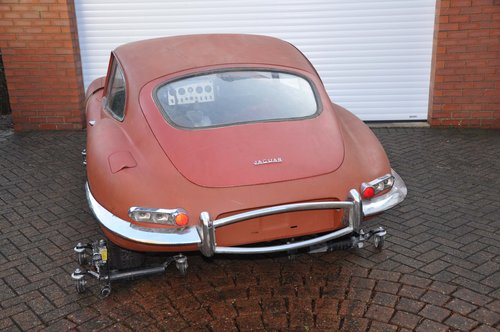 1962 E-Type Series 1 3.8 litre - Full Matching Numbers Project For Sale (picture 3 of 6)