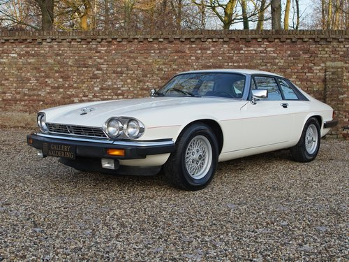1985 Jaguar XJ-S V12 HE superb original condition, only 29.522 mi For Sale (picture 1 of 6)