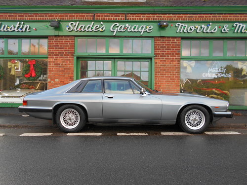 1990 Jaguar XJS 3.6 Coupe Automatic  For Sale (picture 1 of 6)