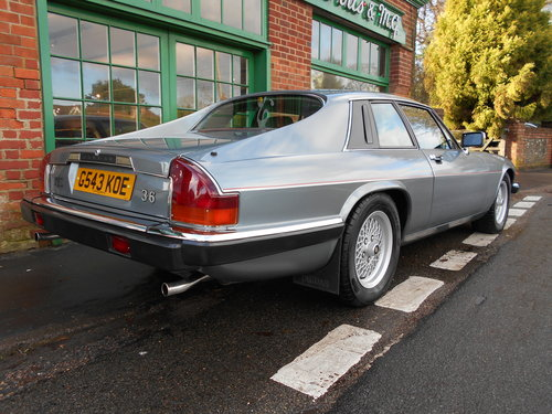 1990 Jaguar XJS 3.6 Coupe Automatic  For Sale (picture 3 of 6)