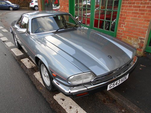 1990 Jaguar XJS 3.6 Coupe Automatic  For Sale (picture 5 of 6)
