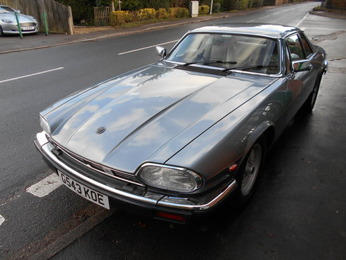 1990 Jaguar XJS 3.6 Coupe Automatic  For Sale (picture 6 of 6)
