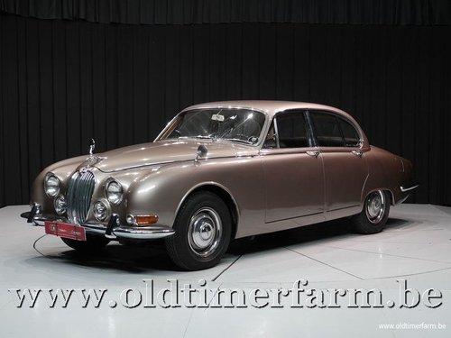 1967 Jaguar S-Type 3.8 Litre '67 For Sale (picture 1 of 6)