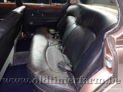 1967 Jaguar S-Type 3.8 Litre '67 For Sale (picture 5 of 6)