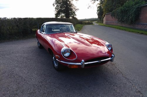 Lanes Cars - Heritage E Types for 2019 starting from £54,950 For Sale (picture 2 of 5)