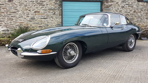 Lanes Cars - Heritage E Types for 2019 starting from £54,950 For Sale (picture 3 of 5)