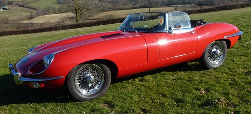 Lanes Cars - Heritage E Types for 2019 starting from £54,950 For Sale (picture 4 of 5)