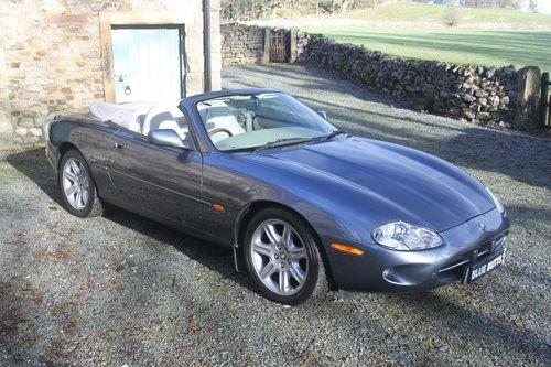 Jaguar XK8 Convertible 1997 Auto For Sale (picture 1 of 6)