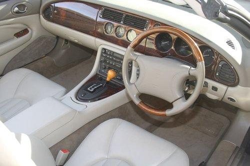 Jaguar XK8 Convertible 1997 Auto For Sale (picture 3 of 6)