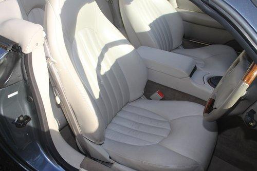 Jaguar XK8 Convertible 1997 Auto For Sale (picture 4 of 6)