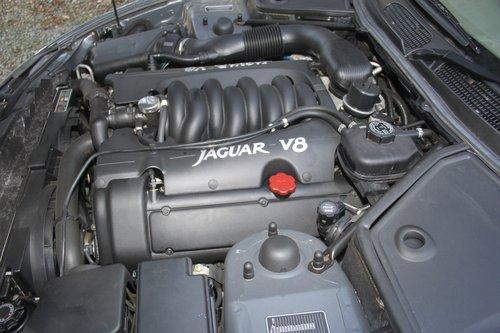 Jaguar XK8 Convertible 1997 Auto For Sale (picture 5 of 6)