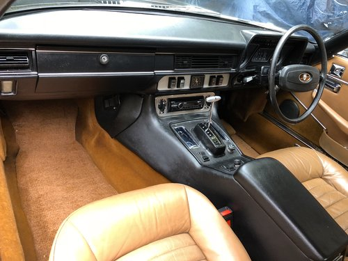 1976 JAGUAR XJS 5.3 COUPE     16th XJS built ! Very early Pre HE  For Sale (picture 5 of 6)