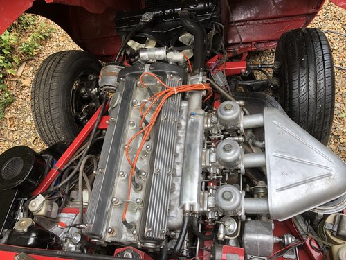1969 JAGUAR E TYPE SERIES II 2+2 Coupe Auto   RHD with sun roof For Sale (picture 6 of 6)
