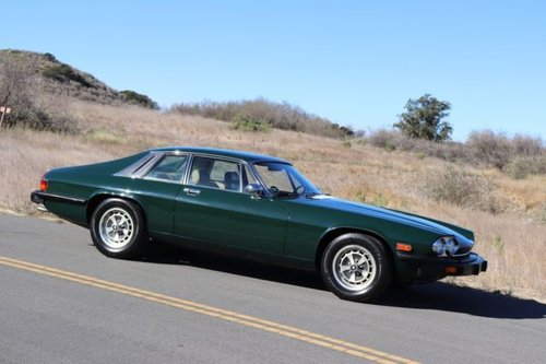 Wanted XJS pre HE originally unrestored or mint For Sale (picture 1 of 1)