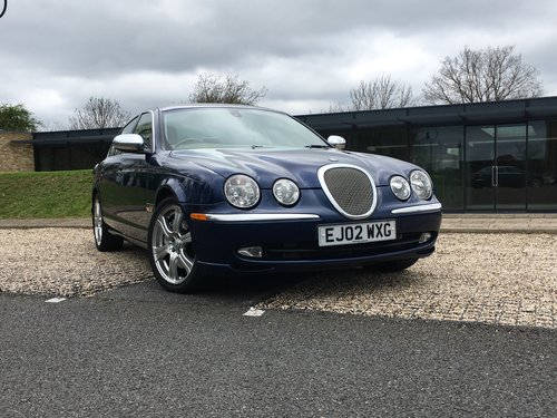 2002 Jaguar S-Type V8 For Sale (picture 1 of 6)