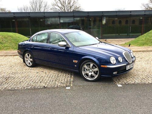 2002 Jaguar S-Type V8 For Sale (picture 2 of 6)
