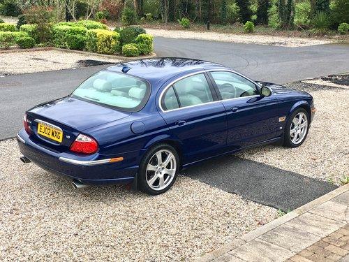 2002 Jaguar S-Type V8 For Sale (picture 4 of 6)