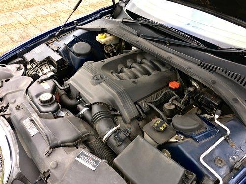 2002 Jaguar S-Type V8 For Sale (picture 6 of 6)